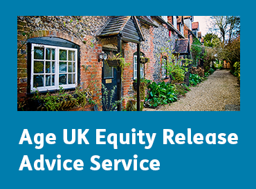 Age UK Equity Release Advice Service